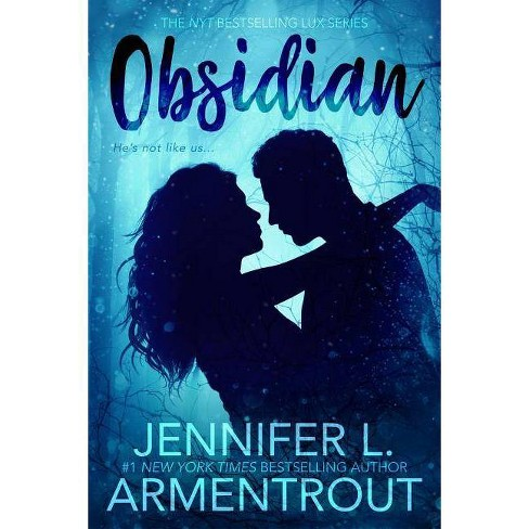 Obsidian - (Lux Novel) by  Jennifer L Armentrout (Paperback) - image 1 of 1