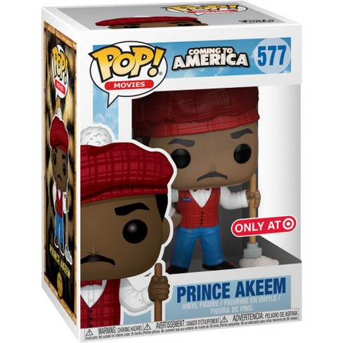 7c10c11c357 Funko POP! Movies Coming To America Akeem McDowells   Target