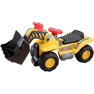 Fisher-Price Big Action Load N Go Ride-On