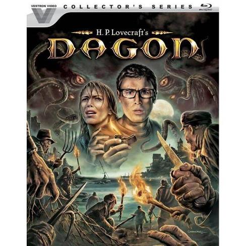 Dagon (Blu-ray) - image 1 of 1