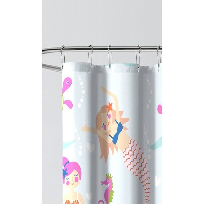 Mermaid Dreams Shower Curtain - Dream Factory