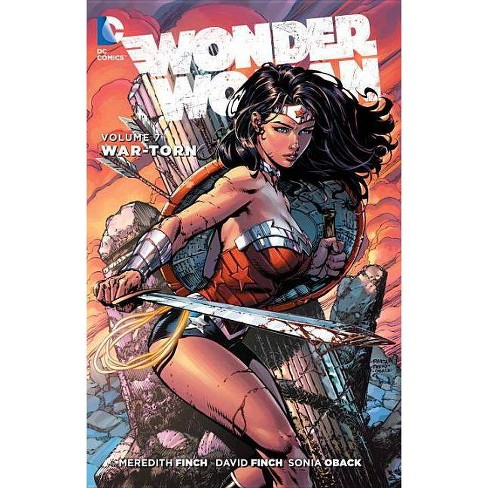 Wonder Woman Vol. 7: War-Torn - by  Meredith Finch (Paperback) - image 1 of 1