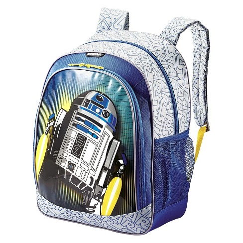 American Tourister Star Wars R2D2 Kids' Backpack - Blue - image 1 of 2