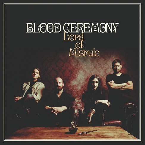Blood Ceremony - Lord Of Misrule (CD) - image 1 of 1