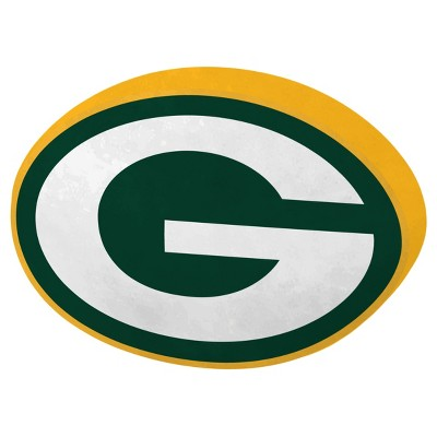 Green Bay Packers Northwest Cloud Pillow