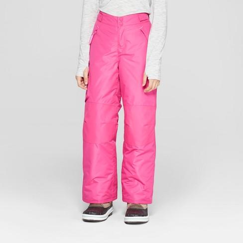 b33166875f6a Girls  Snow Pants - C9 Champion® Pink   Target