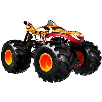 Hot Wheels Monster Truck 1:24 Scale - Tiger Shark