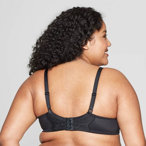 14e189e65a Women s Plus Size Lightly Lined Balconette Bra - Auden™   Target
