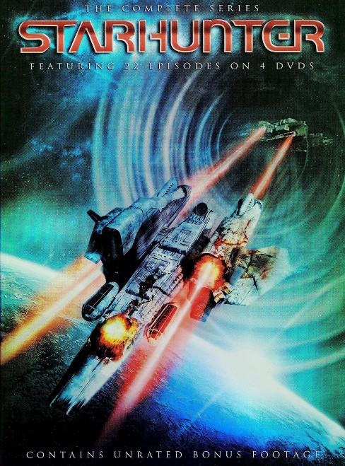 Starhunter: The Complete Series (4 Discs) (dvd_video) - image 1 of 1