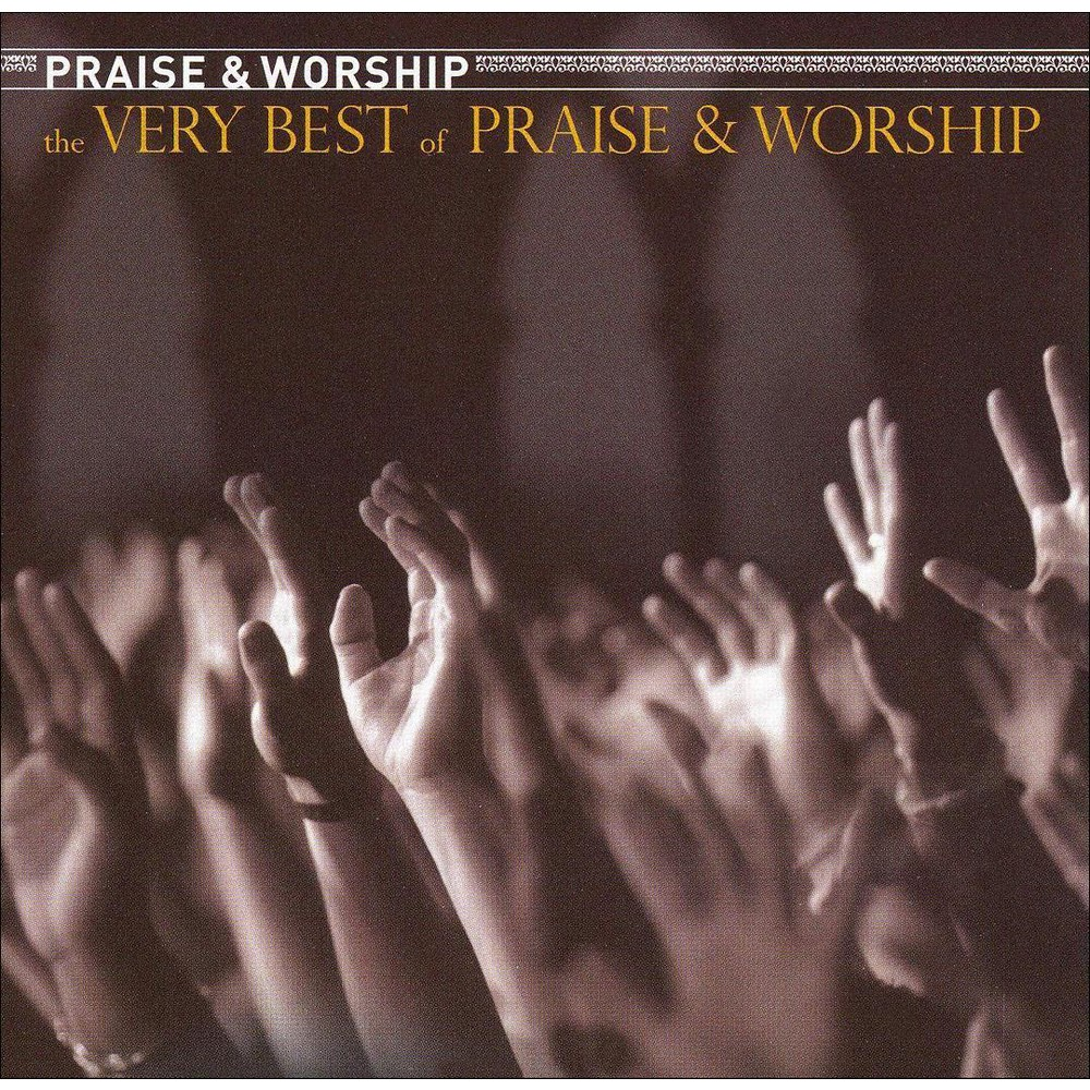 Various Artists - The Very Best of Praise & Worship (CD)