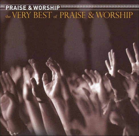 Various Artists - The Very Best of Praise & Worship (CD) - image 1 of 1