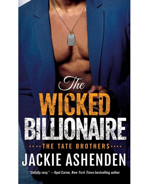 Wicked Billionaire (Paperback) (Jackie Ashenden) - image 1 of 1