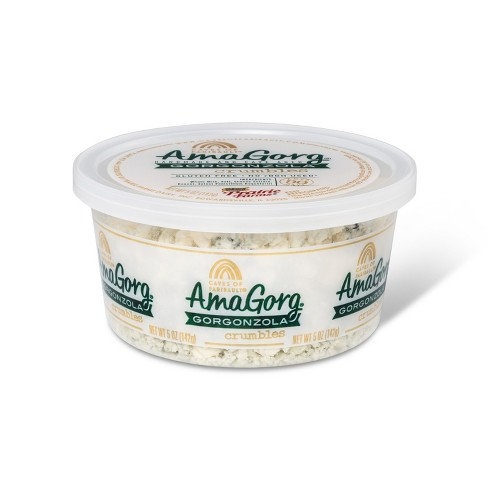 Amagorg Gorgonzola Cheese Crumbles Cup - 4oz - image 1 of 1