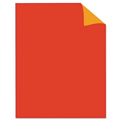 Royal Brites Two Cool Poster Board Orangebeige Target