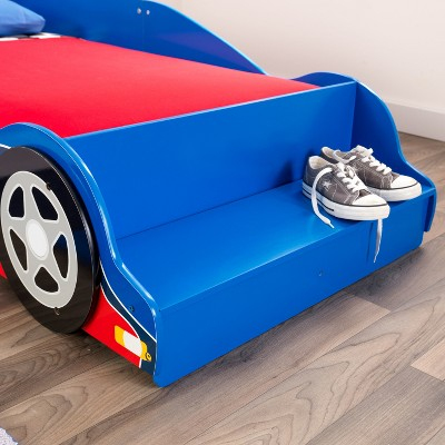 Charmant KidKraft Toddler Bed   Race Car