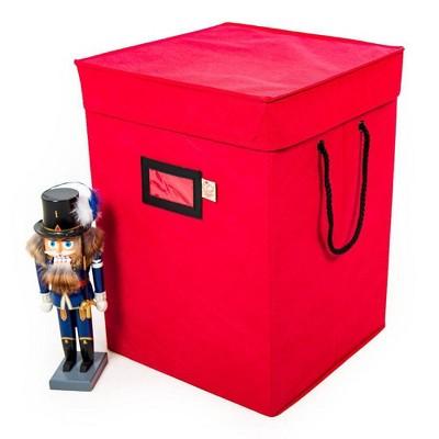 """TreeKeeper 17"""" Nutcracker Collectibles Storage Box"""