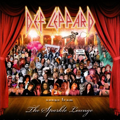 Def Leppard - Songs from the Sparkle Lounge (CD)