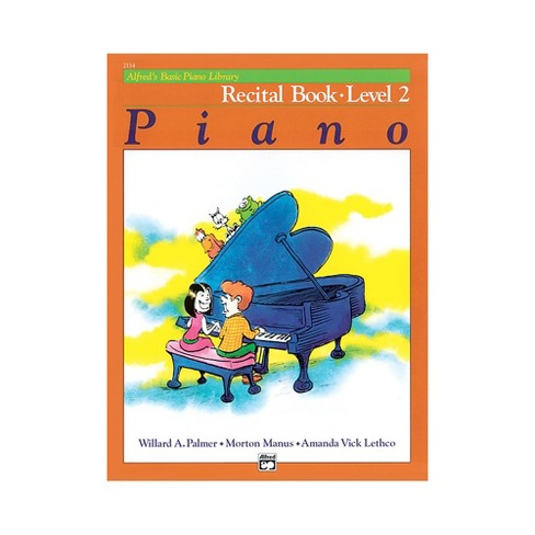 Alfred Alfred's Basic Piano Course Recital Book 2 - image 1 of 1