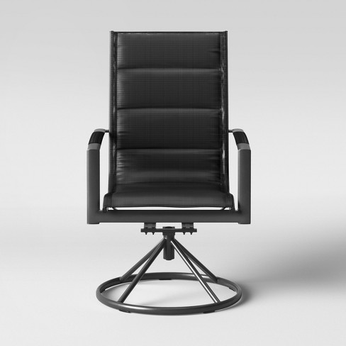 - Avalon 4pk Sling Swivel Rocker Patio Dining Chair - Project 62™ : Target