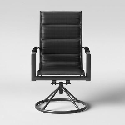 Avalon 4pk Sling Swivel Rocker Patio Dining Chair   Project 62™ : Target