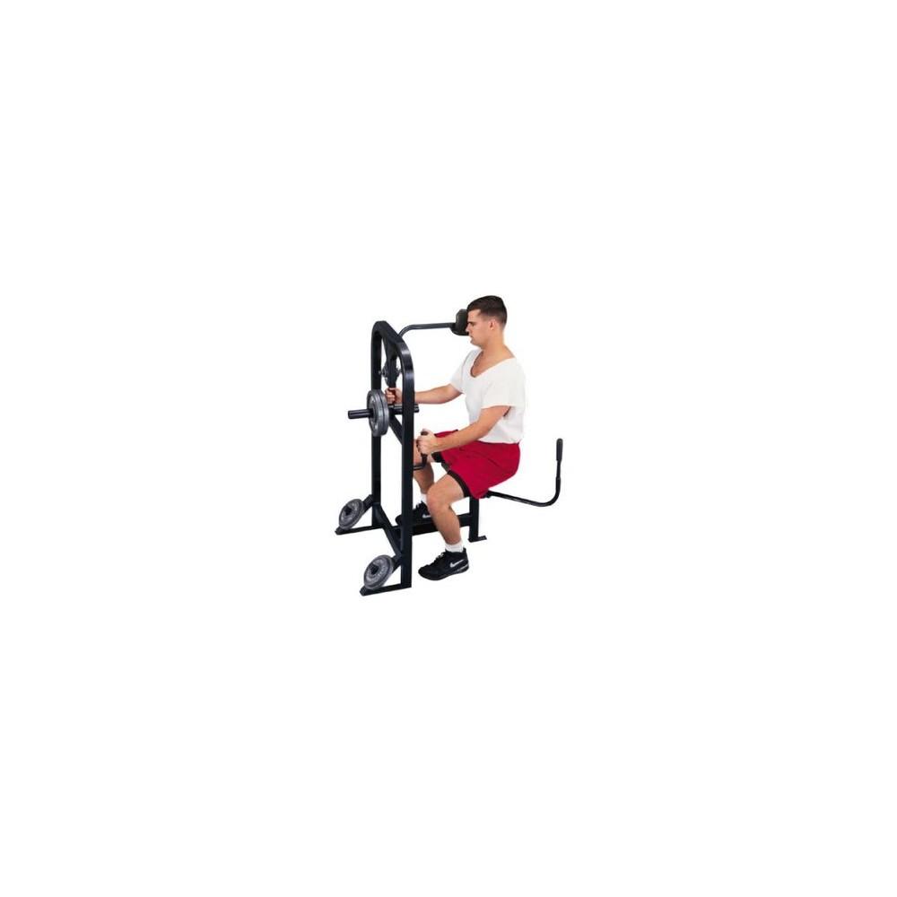 Neck Workout Machine - Gray