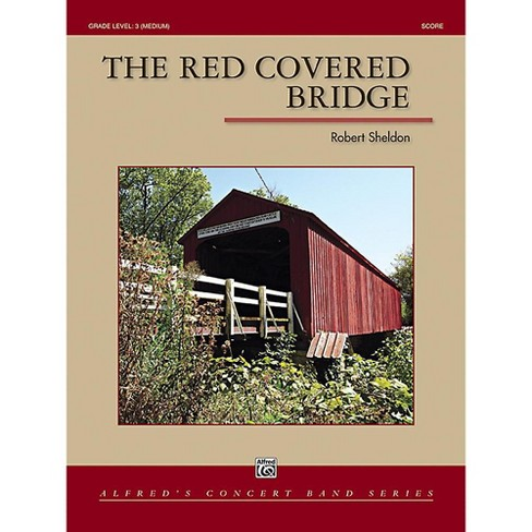 Alfred The Red Covered Bridge Concert Band Grade 3 Set - image 1 of 1