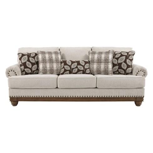 Harleson Sofa Beige Signature Design By Ashley Target
