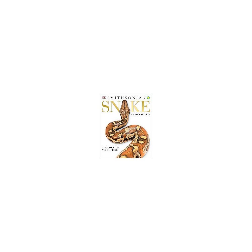 Snake (Reprint) (Paperback) (Chris Mattison)