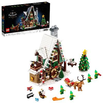 LEGO Elf Club House Building Kit 10275