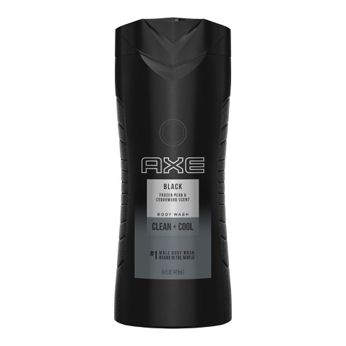 AXE Black Body Wash 16 oz - image 1 of 4