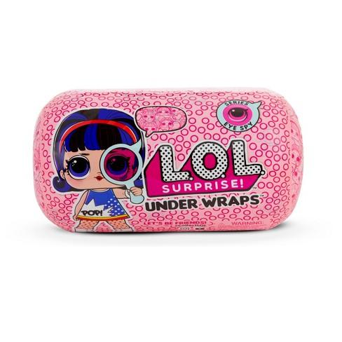 L O L Surprise Under Wraps Doll Series Eye Spy Target
