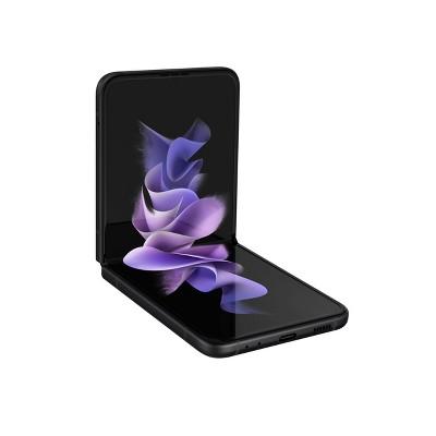 AT&T Samsung Galaxy Z Flip3 5G (128GB) - Phantom Black