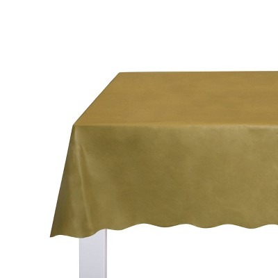 """54"""" x 108"""" Table Cover Gold - Spritz™"""