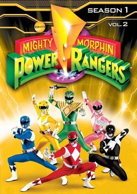 Mighty Morphin Power Rangers: Season 1, Vol. 2 (DVD)