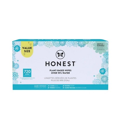 The Honest Company Classic Baby Wipes - 720ct