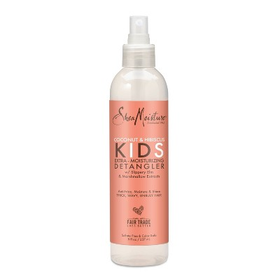 SheaMoisture Coconut & Hibiscus Kids Extra-Moisturizing Detangler - 8 fl oz