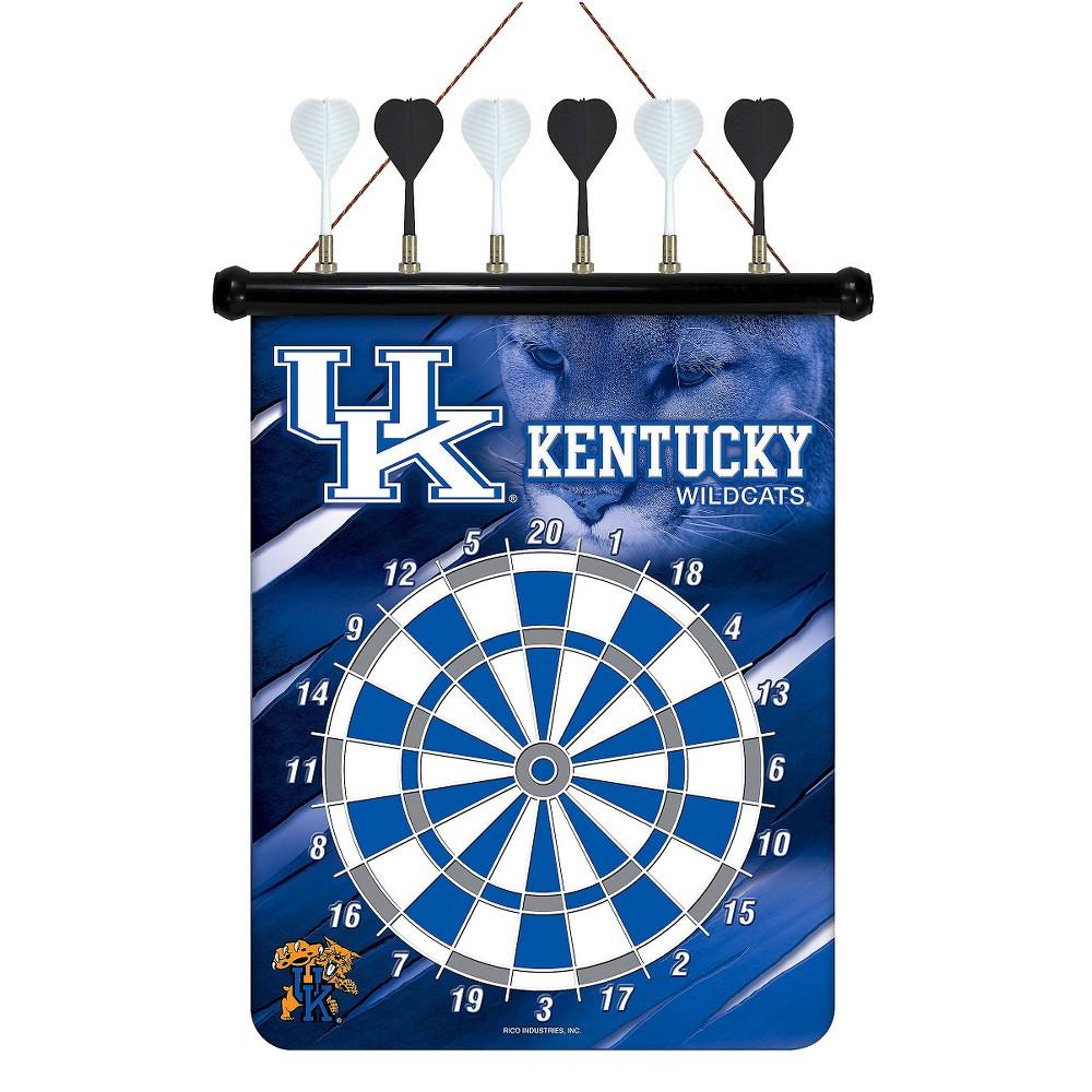 NCAA Magnetic Dart Set Kentucky Wildcats