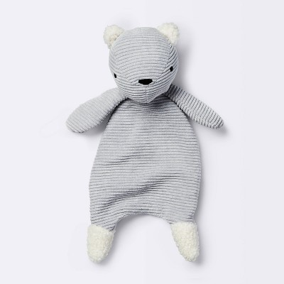 Small Security Blanket Bear - Cloud Island™ Gray