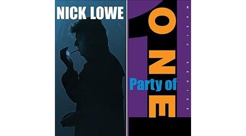 Nick Lowe - Party Of One (Vinyl) - image 1 of 1