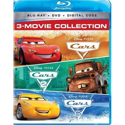 Cars: 3-Movie Collection
