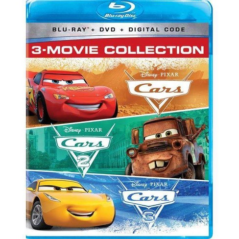 Cars: 3-Movie Collection - image 1 of 2