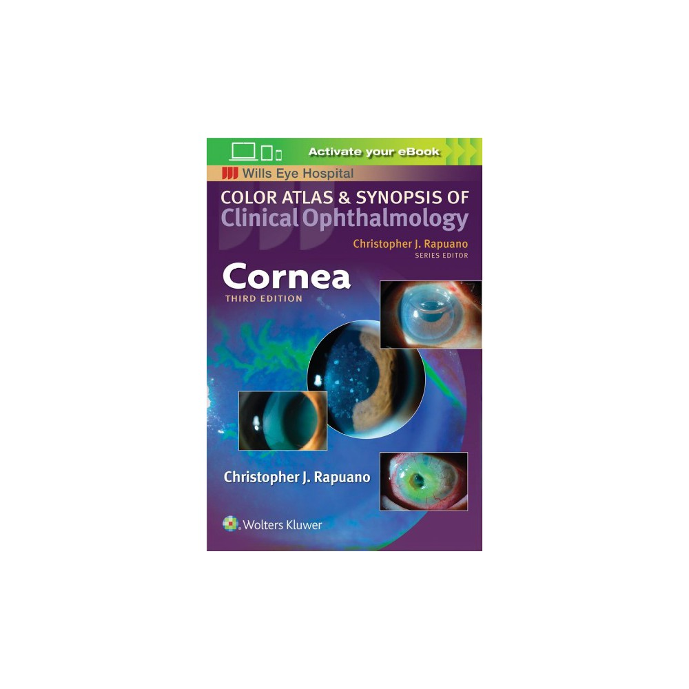 Cornea - 3 Pap/Psc (Paperback)