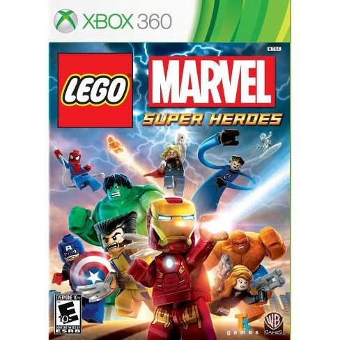 LEGO® Marvel Super Heroes Xbox 360 - image 1 of 1