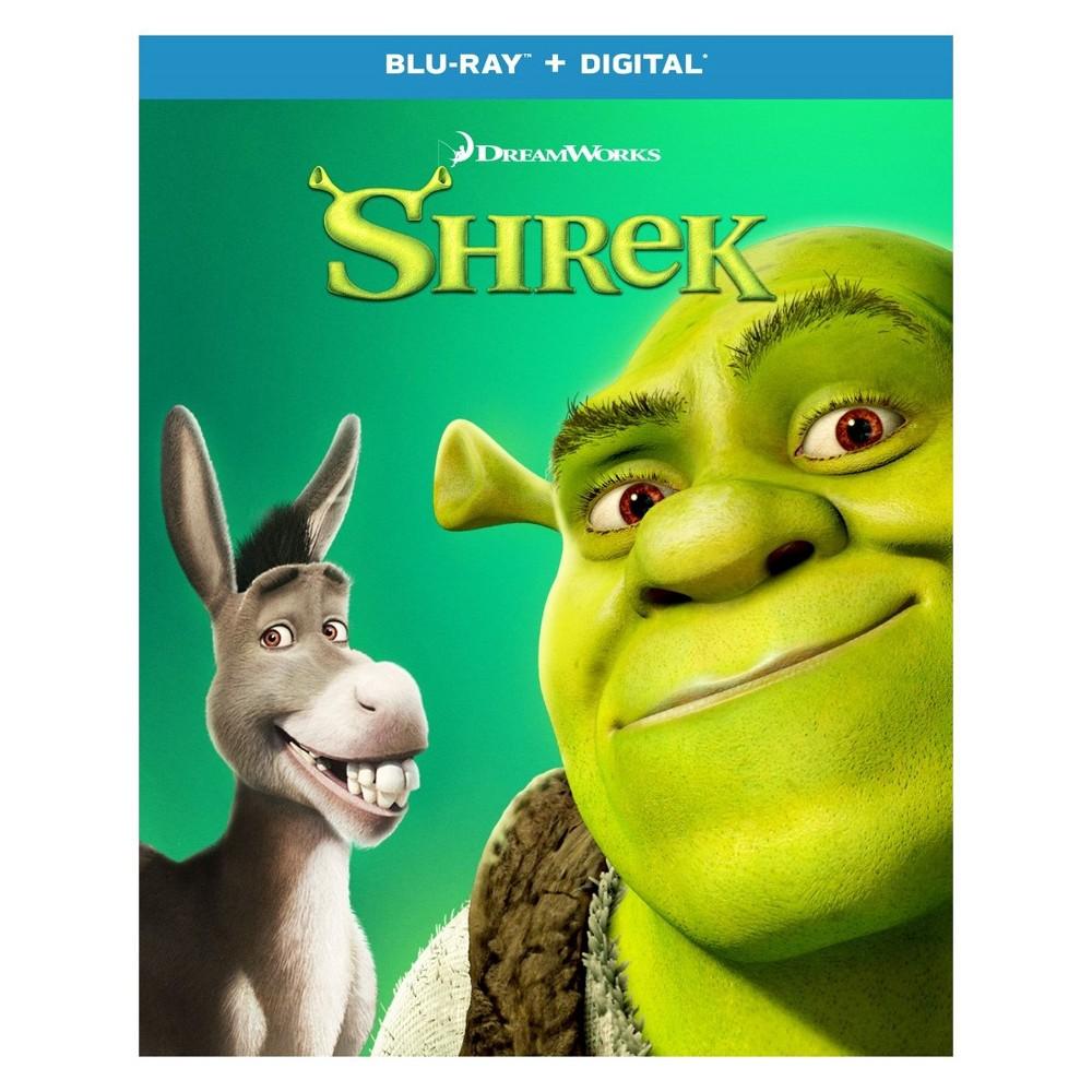 Shrek (Blu-Ray + Digital)