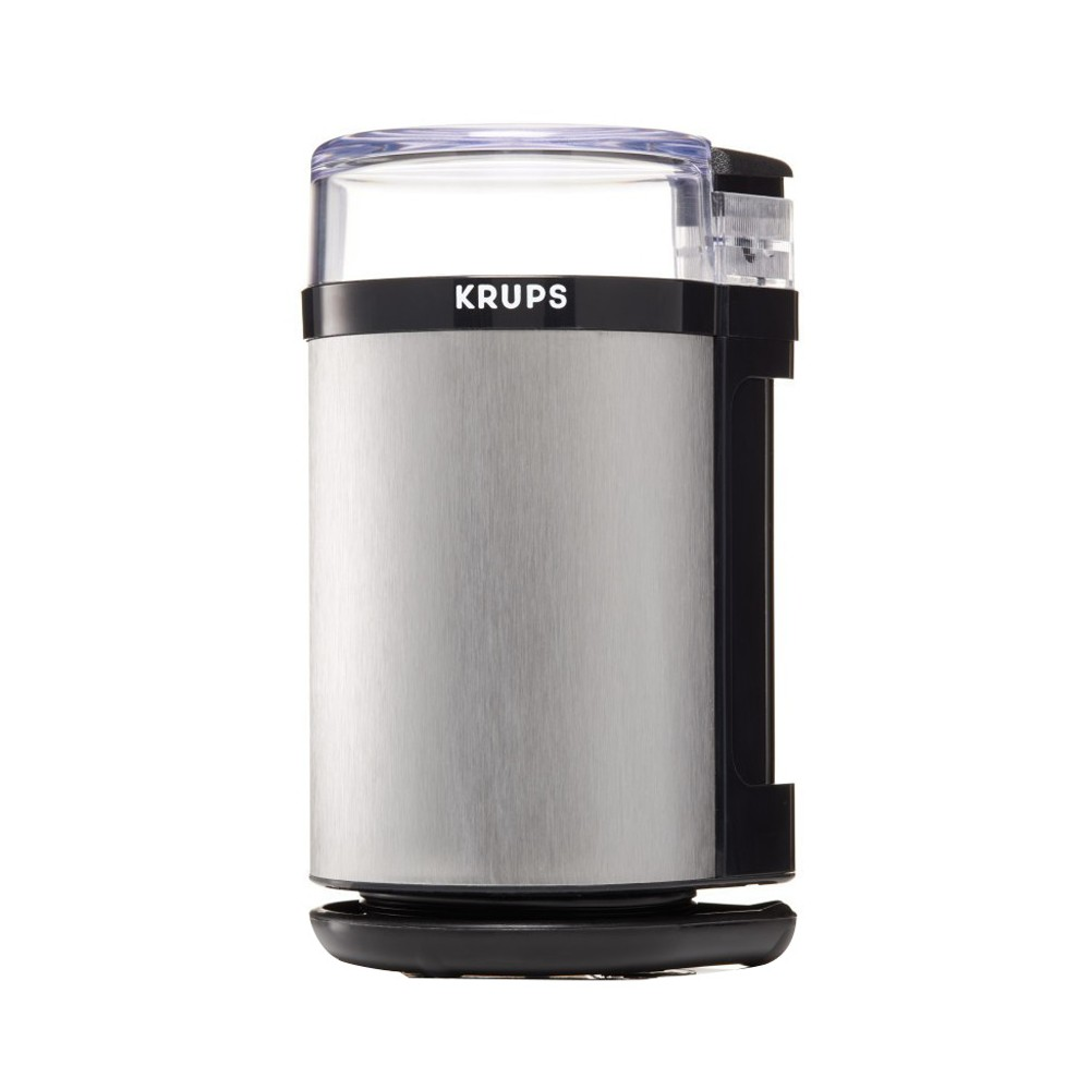 Krups Electric Spice, Herbs and Coffee Grinder, Silver 52731861