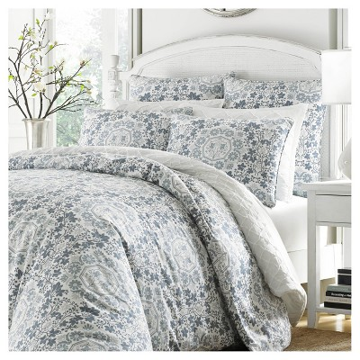 Pastel Blue Caldecott Duvet Cover Set - Stone Cottage®