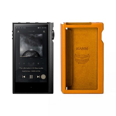 Astell & Kern KANNA ALPHA Dual DAC Music Player with Leather Protective Case