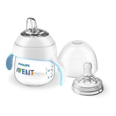 21e39c9a6 Philips Avent My Natural Trainer Sippy Cup 5oz - Clear   Target