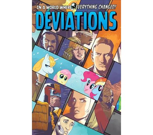 Deviations 2 (Paperback) (John McCrea & Katie Cook & Donny Cates & Amy Chu) - image 1 of 1