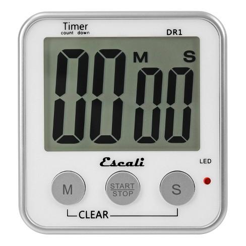 Escali Extra Large Display Digital Timer - image 1 of 4
